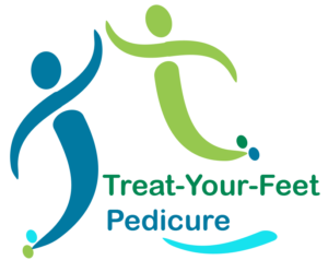 Logo-Treat-Your-Feet-pedicure maas en waal